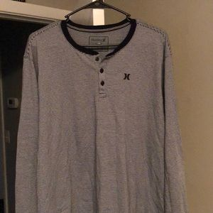 Long sleeve Hurley shirt